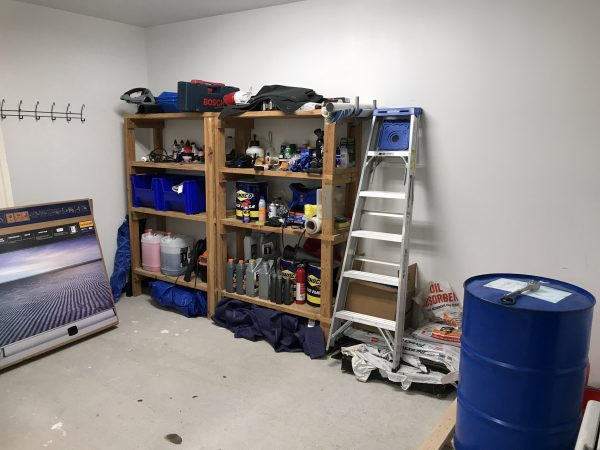 Storage In My Garage