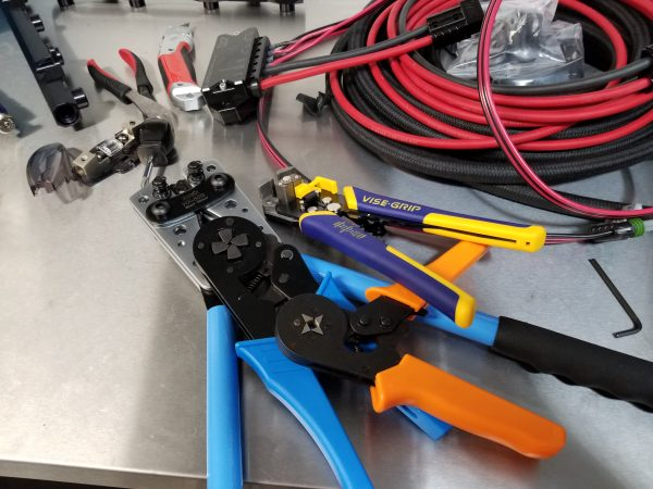 Tools For The Install
